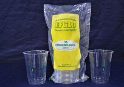 250ml Drinking Cups