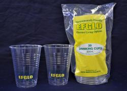 300ml Drinking Cups